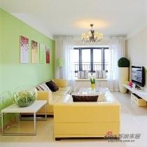 160平现代简约复式楼 清爽舒适之家