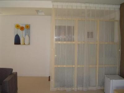 这张画让客厅增色不少
