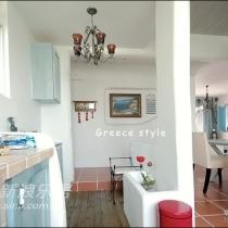 一个苦作了十五个月的房子,........爱琴海风格