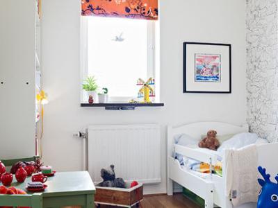 62平米温馨小户阁楼 色彩点缀简约美居