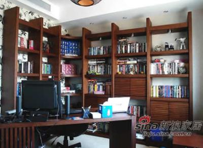 俺的书房,我很喜欢的地方