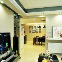 小家装修风格定位为时尚简约。
