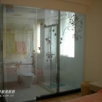 主卧透明卫浴。。。。