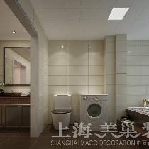 维也纳森林140平三室现代装修简约无印良品风——卫浴设施