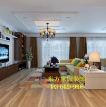青岛即墨鳌山卫山大教职公寓190平现代风格装修