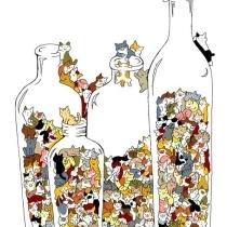 猫星人插画聚集地