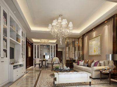 不同风格的装修效果图,缔造别样房屋装修的居家情调。