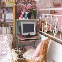 爱恋小豪宅 44平经典实景图