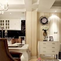一进门就看见美貌的客厅