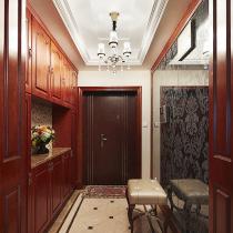 就爱新古典风格 网友秀120平雅致3居空间