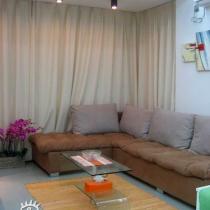 偶们自己设计的沙发,还可以吧!呵呵