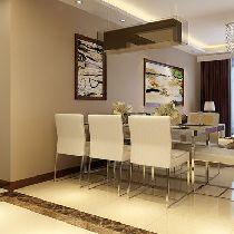 保利香槟国际121平四居室装修设计
