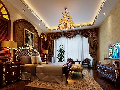穿越中世纪  繁复精美的木雕、厚重的窗帘配饰、华贵的镀金,这些元素加起来,让人感觉像穿越到了中世纪的欧洲——巴洛克风格正盛行的时代。这些在当时都不是简单的富丽堂皇的追求,而是人们在浪漫主义怂恿下对理想艺术境界的呼唤。