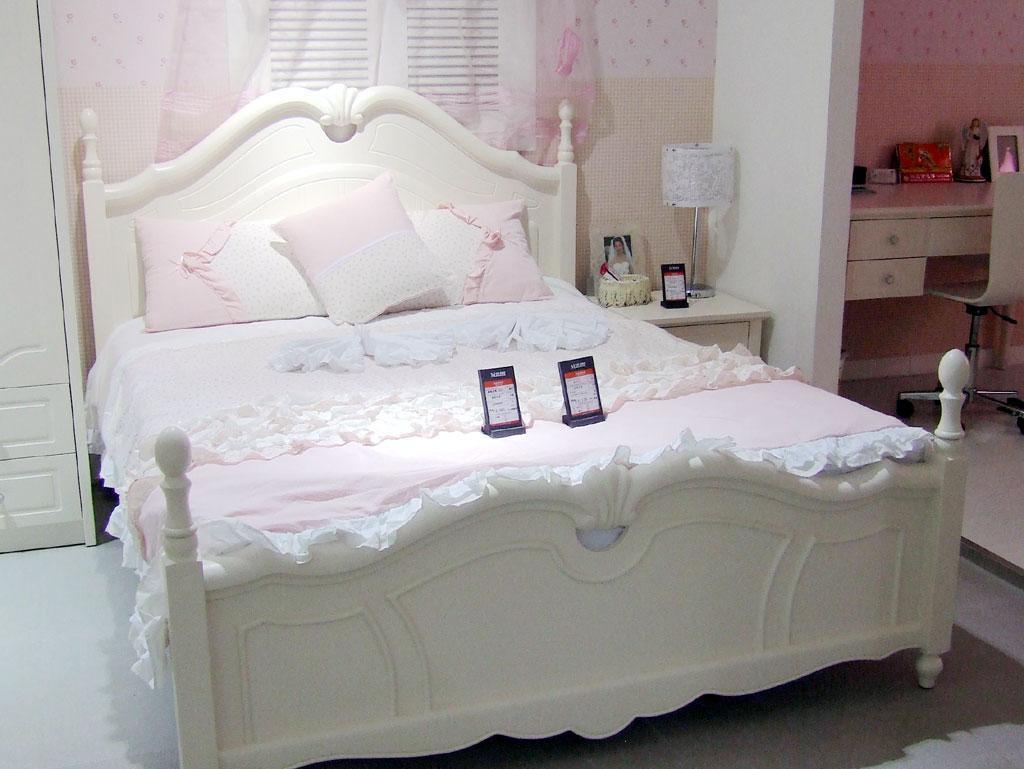 茉莉花香625﹟卧室床