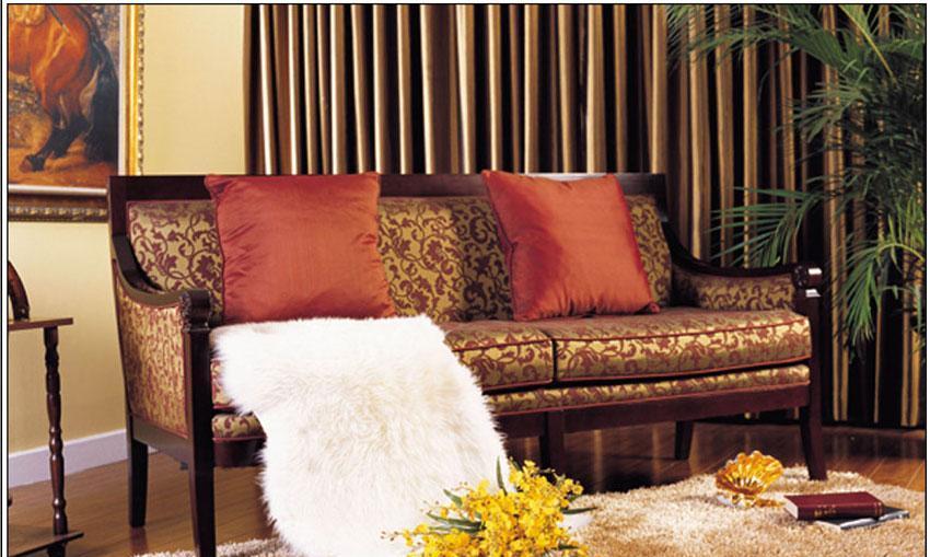 梵思豪宅客厅家具FH5076SF3p沙发FH5076SF3p