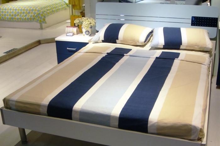 多喜爱彩色儿童家具-床架8A138A13