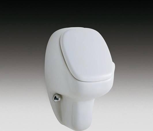 乐家卫浴尤利小便器连盖板3-590970003-59097000