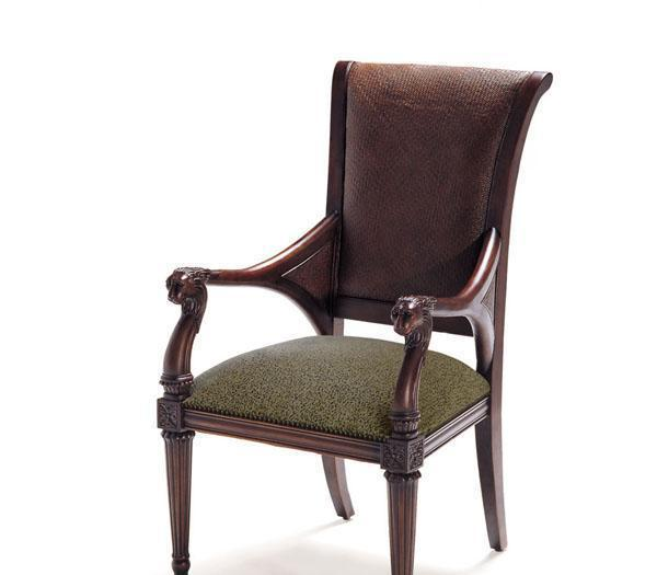 大风范手扶椅齐彭代尔系列Q-82380Q-82380