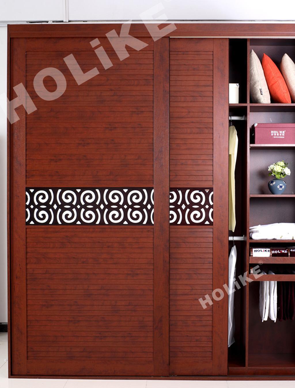好莱客329红樱桃衣柜+通花禅<br />红樱桃