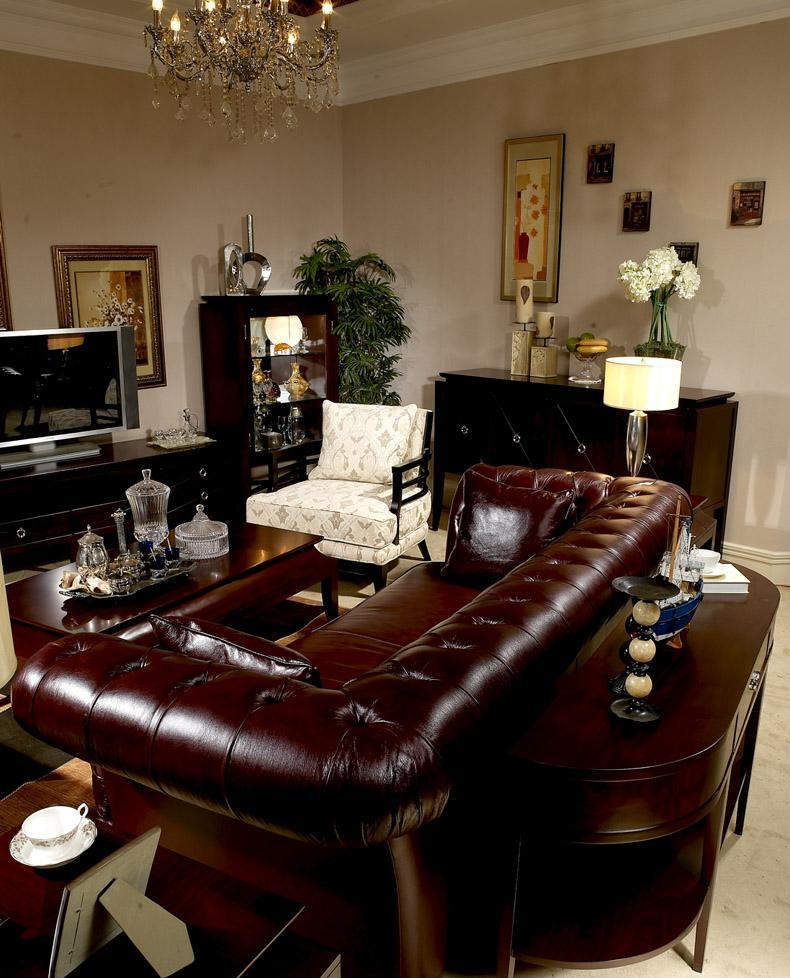 美凯斯M-C388S三人沙发M-C388S