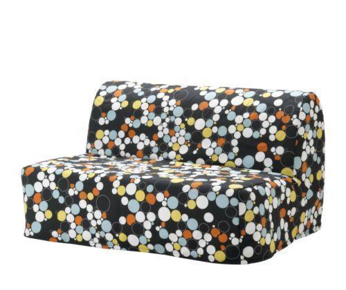 宜家垫套床利克赛 洛瓦斯系列双人沙发<br />产品信息<br />细节