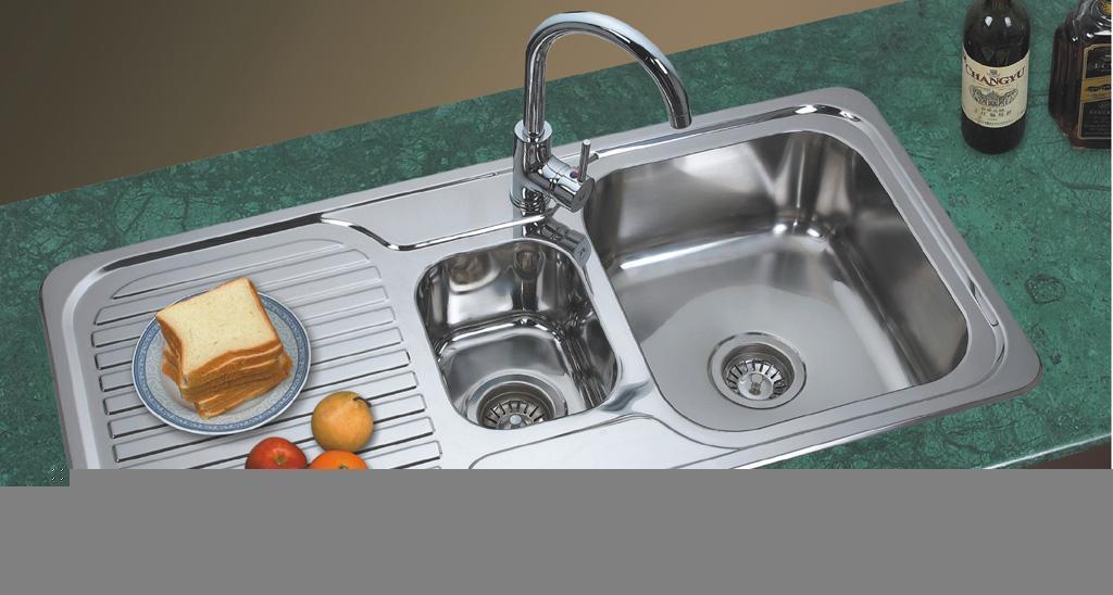 阿发厨房水槽AF-1020