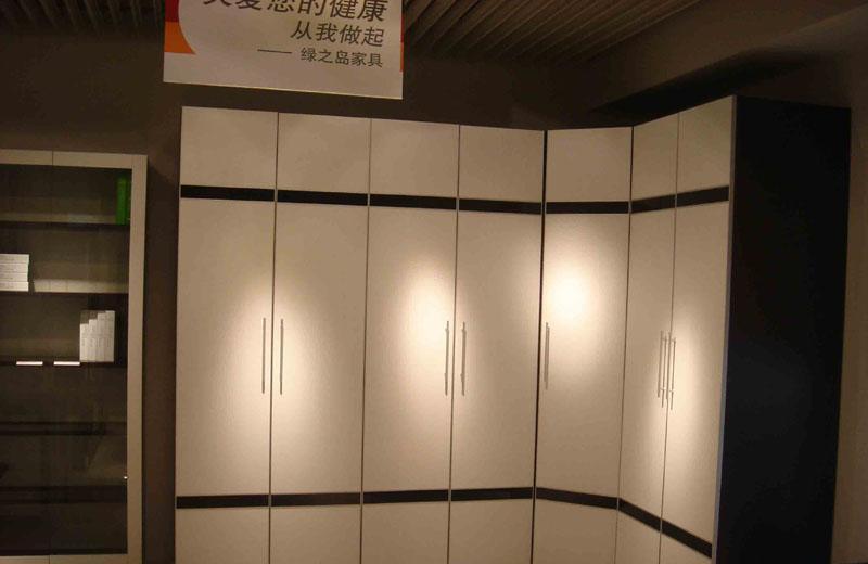 绿之岛组合衣柜A16