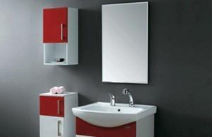 法恩莎PVC浴室柜FP3683(柜盆)FP3683