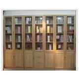 宜伟实木系列YW-SWF-06书柜