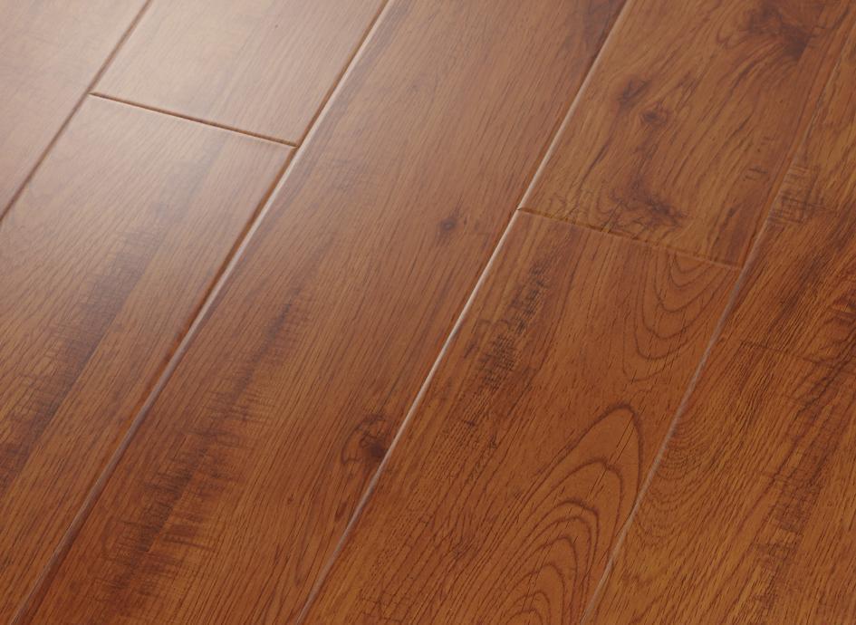 世友高清面系列加拿大红橡SY709实木复合地板SY709