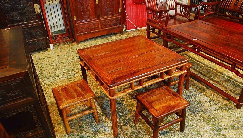 元亨利家具小方桌E-HHN-0443-71