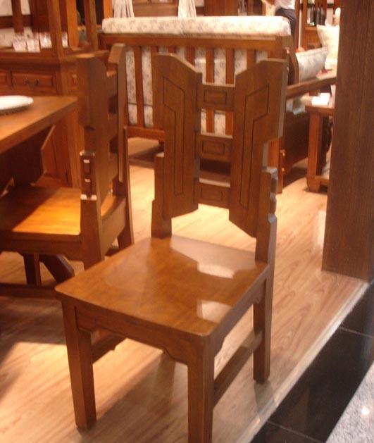 树之语美丽园系列TYW-039板椅TYW-039