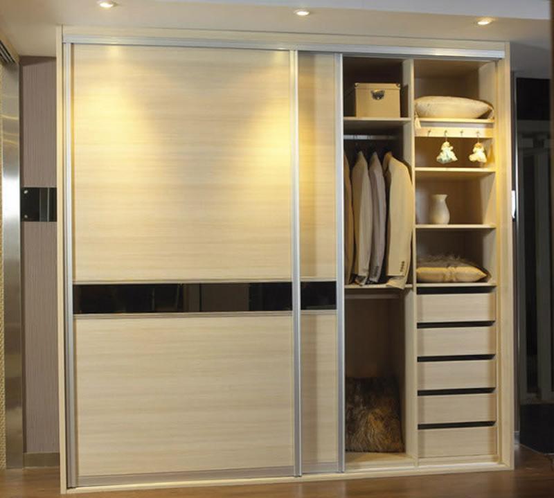 卡莱雅CA-YG0908-16整体衣柜CA-YG0908-16