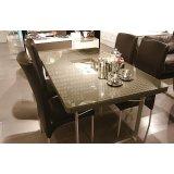 优美家餐厅家具餐桌KF07