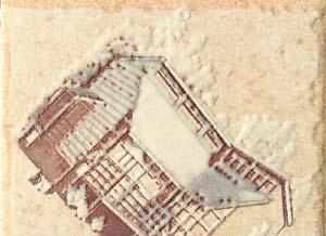 金意陶经典古风KGHC165404B地面釉面砖KGHC165404B