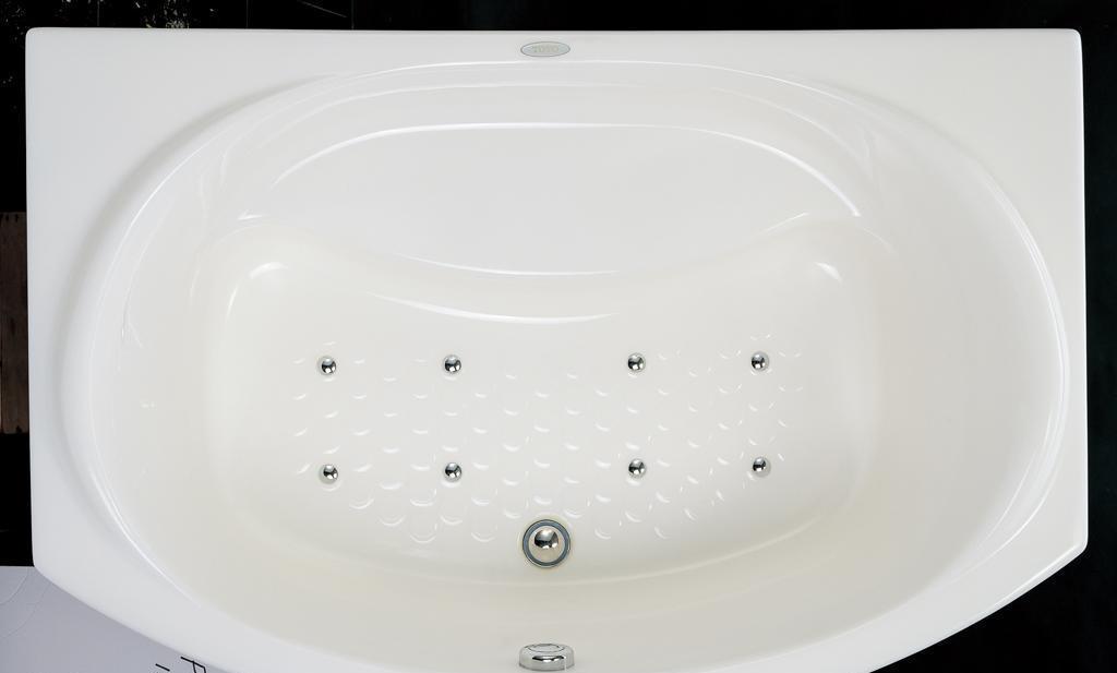 TOTO珠光气泡按摩浴缸PPYB1520WPPYB1520W