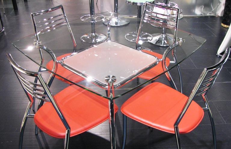 标卓家具-一桌四椅TB0481+CY40TB0481+CY40
