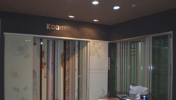 科迈KBG-Zf127壁柜门