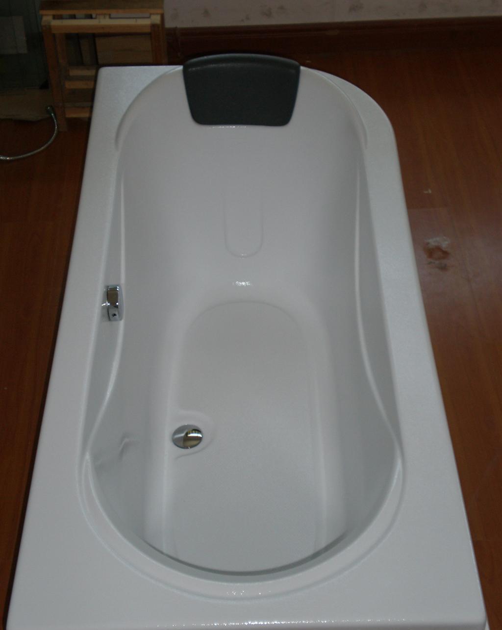 欧纳卫浴普通浴缸百合CH-06百合CH-06