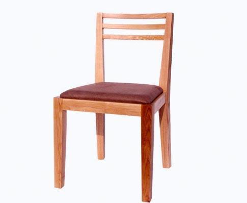 树之语全实木水曲柳原木系列A-餐椅2#A-餐椅2#