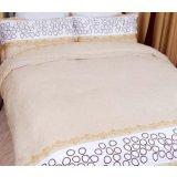 爱可马德堡美人蕉床上用品斜纹全棉四件套S09030