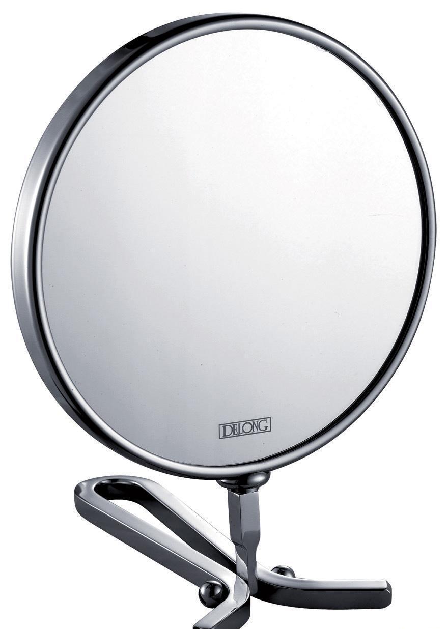 """帝朗6""""多用化妆镜TM243A-1( 挂、座式)TM243A-1"""