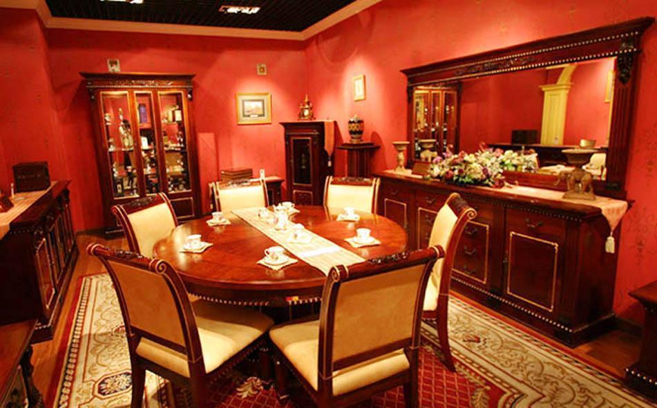 标致餐厅家具-凯欧丽斯系列-餐桌餐椅2餐桌餐椅2