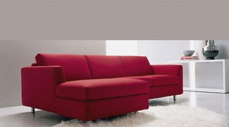 北山家居客厅家具多人沙发1SD046AD-31SD046AD-3