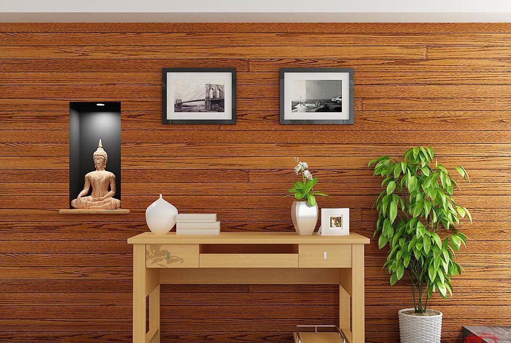 树之语水木年华系列-浅色SZ7550书桌SZ7550