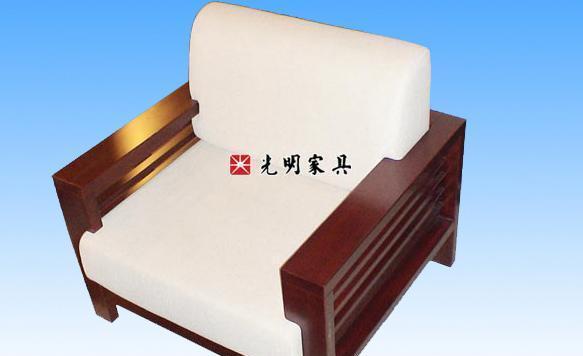 光明家具001-3805-960单人沙发001-3805-960