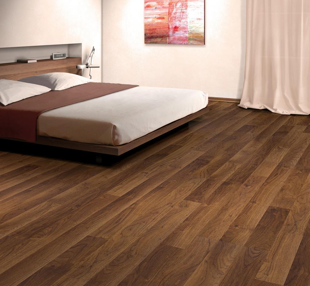 爱格强化地板欧洲经典ENU210印第安胡桃ENU210