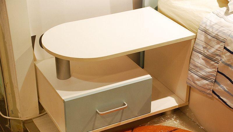 多喜爱儿童家具床头柜8B03-C8B03-C