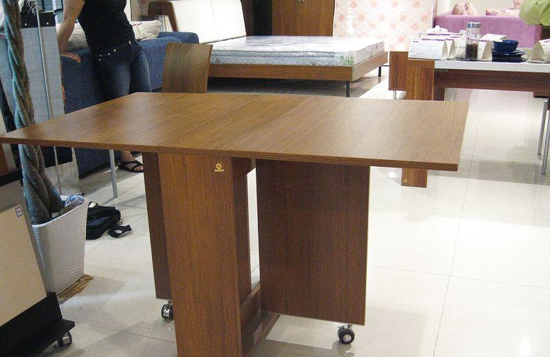 强力家具折叠餐桌29602960