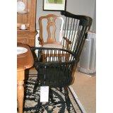 美克美家梳背扶手椅EA33-6411A